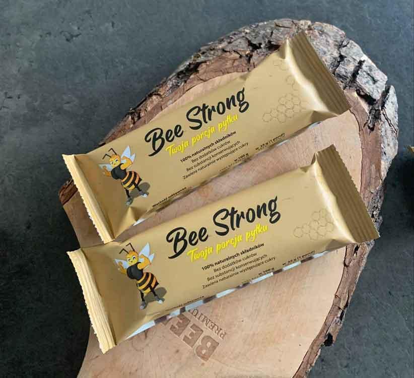 baton zdrowy bee strong